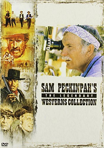 Sam Peckinpah Peckinpah Colle Peckinpah Sam Nr 4 DVD
