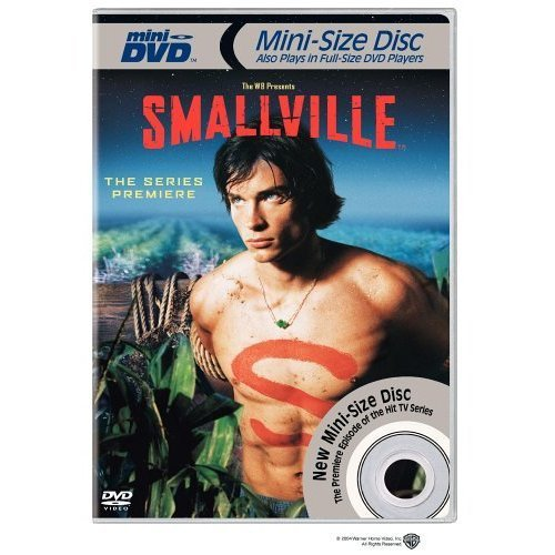 Smallville Pilot Clr Mini DVD Nr
