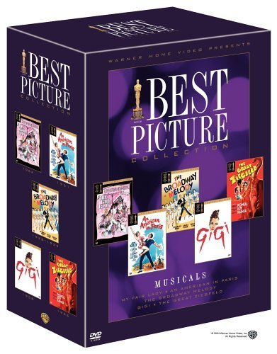 Musical Best Picture Oscar Collection Clr Nr 5 DVD