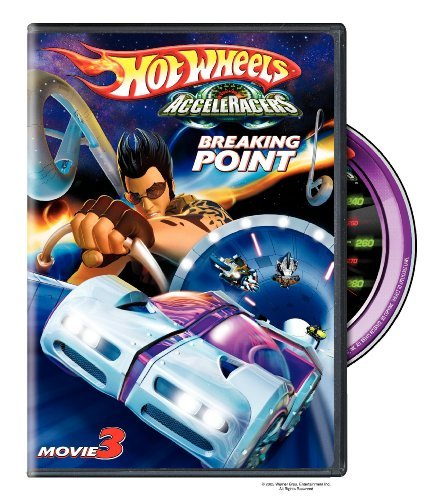 Hot Wheels Acceleracers Vol. 3 Breaking Point Mfv3 Clr Ws Nr