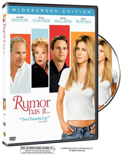 Rumor Has It Aniston Costner Maclaine Clr Ws Pg13
