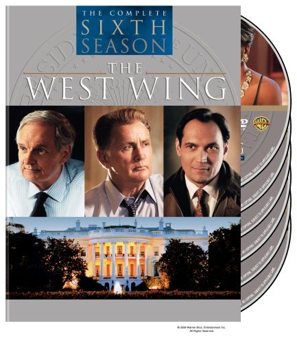 West Wing Season 6 DVD Nr