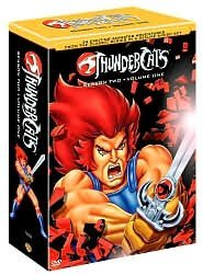 Thundercats Vol. 1 Season 1 Discs 5&6