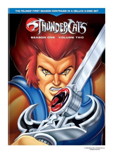 Vol. 2 Season 1 Thundercats Clr Nr 6 DVD