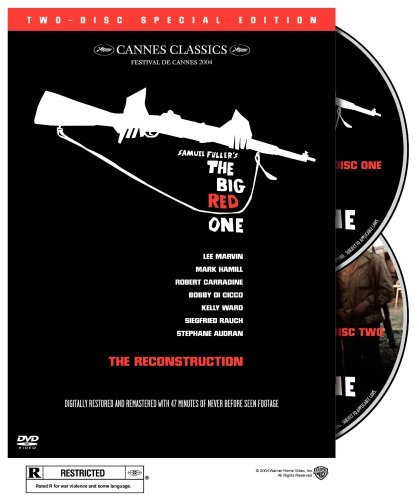 Big Red One Marvin Carradine Hamill Audran Clr Ws Nr Special Ed.