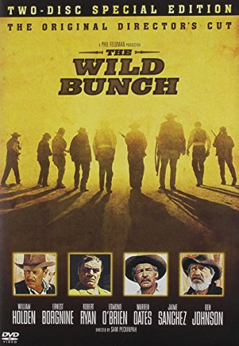 Wild Bunch Holden Borgnine Ryan Oates DVD R