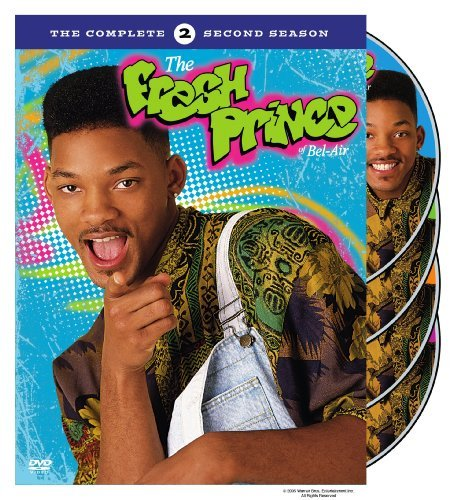 Fresh Prince Of Bel Air Season 2 DVD Nr 4 DVD