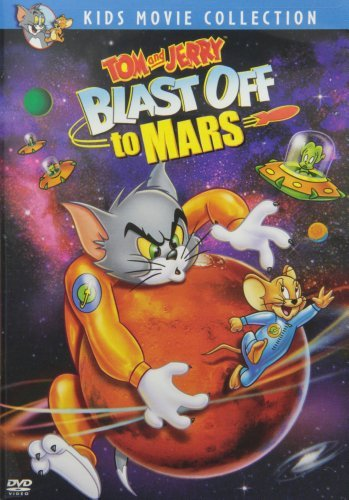 Blast Off To Mars Tom & Jerry Nr