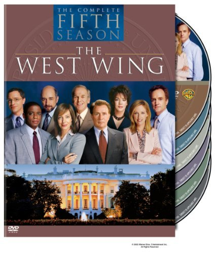West Wing West Wing Season 5 DVD Nr