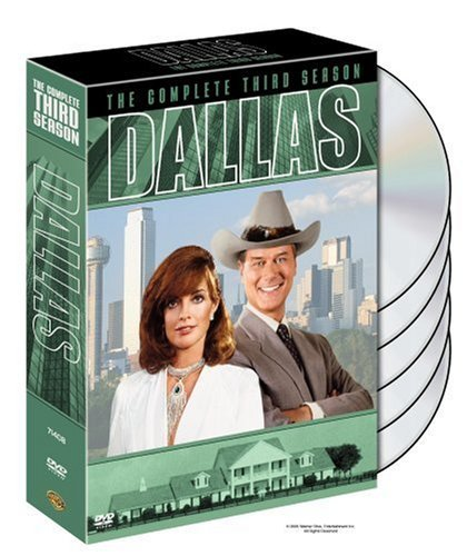 Dallas Season 3 DVD Nr