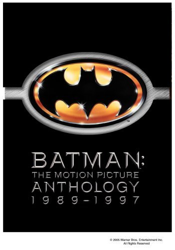 Batman Anthology 1989 97 DVD Pg13