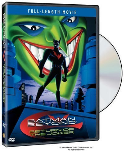 Return Of The Joker Batman Beyond Chnr Uncut