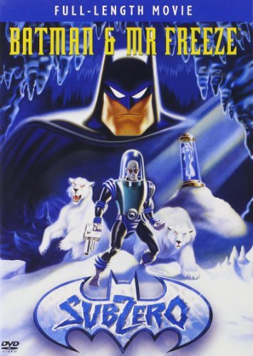 Subzero Batman & Mr. Freeze Chnr