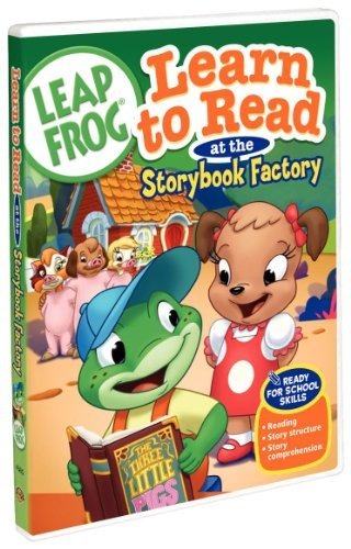 Leapfrog Learn To Read At The Storybook Clr Nr