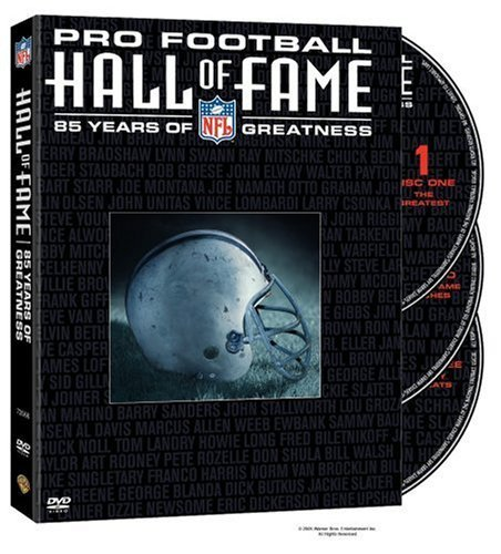 Nfl Hall Of Fame Complete Hist Nfl Hall Of Fame Complete Hist Clr Nr