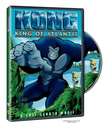 Kong King Of Atlantis Kong King Of Atlantis Nr