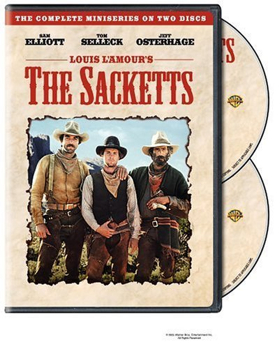 Sacketts Selleck Elliott Johnson Nr 2 DVD