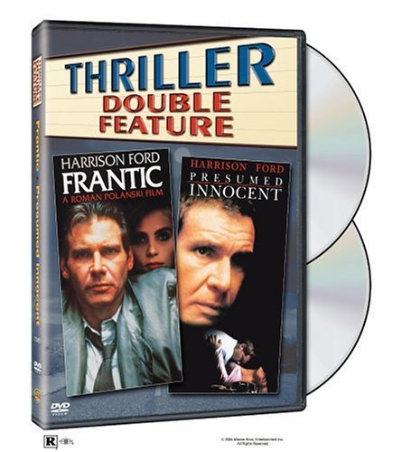 Frantic Presumed Innocent Thriller Double Feature Clr Nr 2 DVD