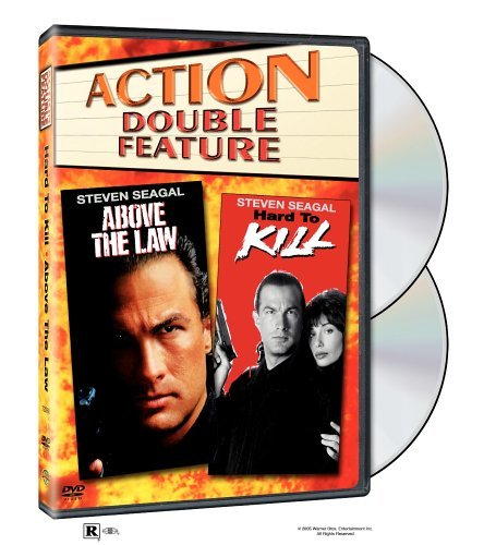 Above The Law Hard To Kill Action Double Feature Clr Nr 2 DVD
