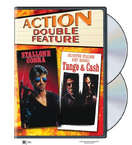 Cobra Tango & Cash Action Double Feature Nr 2 DVD