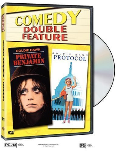 Private Benjamin Protocol Comedy Double Feature Pg 2 DVD