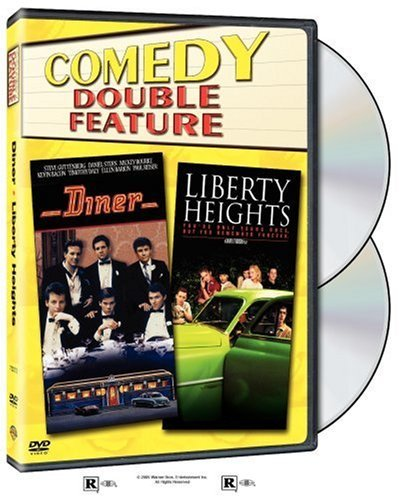 Diner Liberty Heights Comedy Double Feature Clr Nr 2 DVD