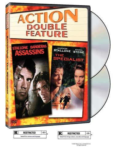 Assassins Specialist Action Double Feature Clr Nr 2 DVD
