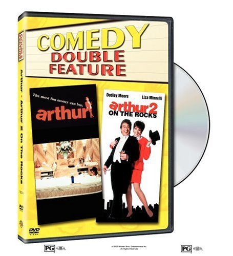 Arthur 1 2 Comedy Double Feature Nr 2 DVD