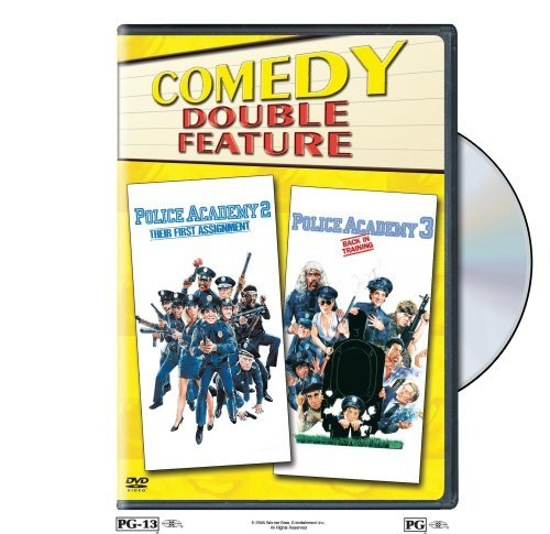 Police Academy 2 Police Academ Comedy Double Feature Nr 2 DVD