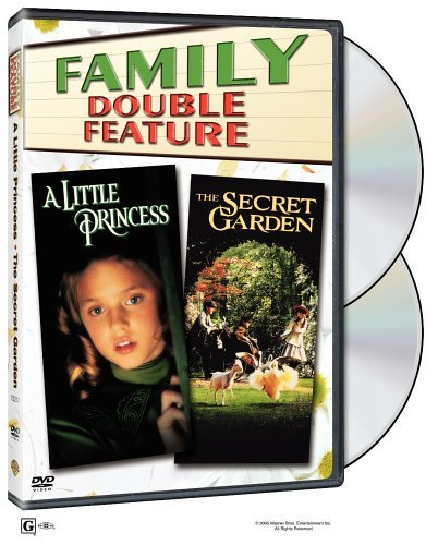 Little Princess Secret Garden Family Double Feature Clr Nr 2 DVD