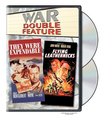 They Were Expendable Flying Le War Double Feature Clr Nr 2 DVD