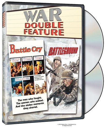 Battle Cry Battleground War Double Feature Nr 2 DVD