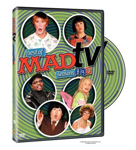 Mad Tv Best Of Seasons 8 9 & 10 Clr Nr