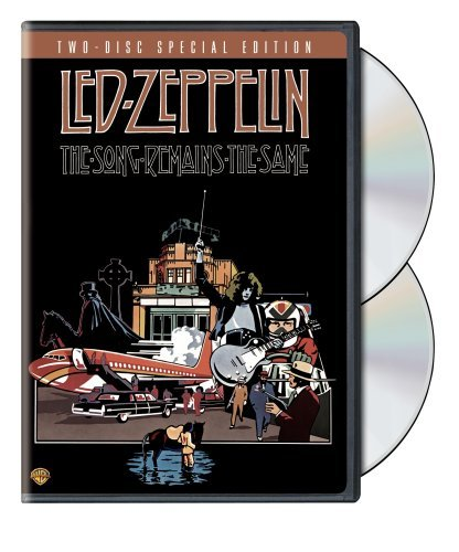 Led Zeppelin Song Remains The Same Deluxed Ed. 2 DVD Set