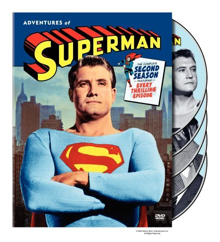 Adventures Of Superman Season 2 DVD Nr