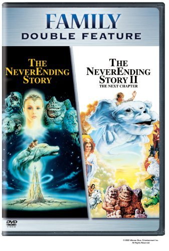 Neverending Story Neverending Story 2 Double Feature DVD Nr