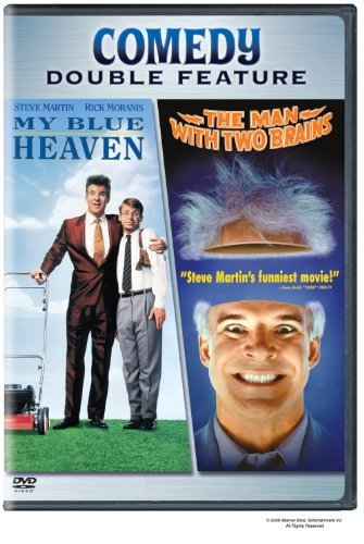 My Blue Heaven Man With Two Br Comedy Double Feature Nr 2 DVD