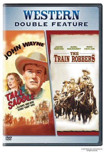 Train Robbers Tall In The Sadd Western Double Feature Nr 2 DVD