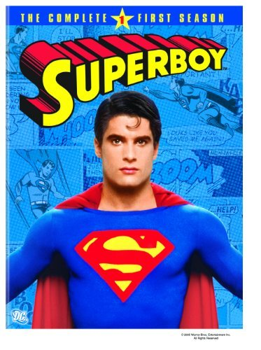 Superboy Season 1 DVD