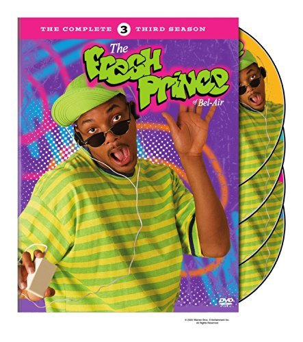 Fresh Prince Of Bel Air Season 3 DVD Nr 4 DVD
