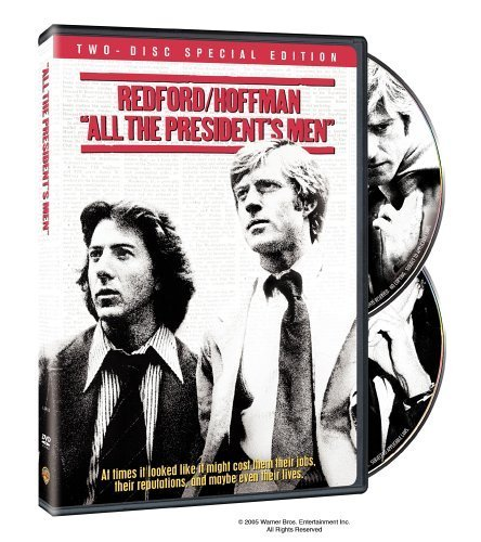All The President's Men Redford Hoffman Clr Ws Nr 2 DVD Special