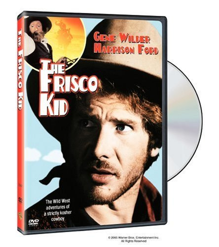 Frisco Kid Ford Wilder Smith DVD Pg
