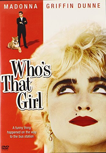 Who's That Girl Mills Madonna Winbush Clr Ws Pg