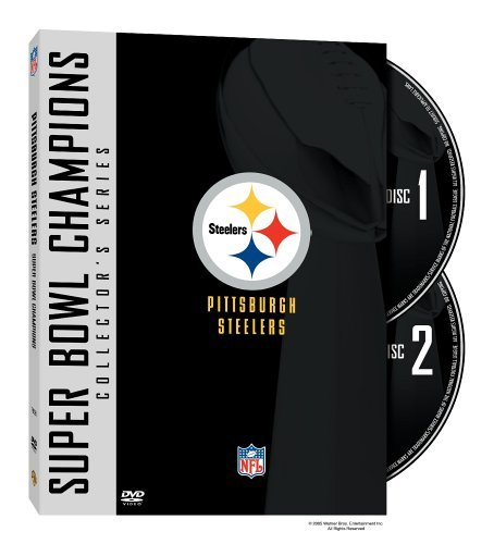 Pittsburgh Steelers Nfl Super Bowl Nr 2 DVD