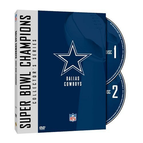 Dallas Cowboys Nfl Super Bowl Nr 2 DVD