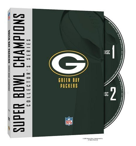 Green Bay Packers Nfl Super Bowl Nr 2 DVD