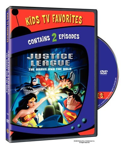 Brave & The Bold 1 Justice League Nr