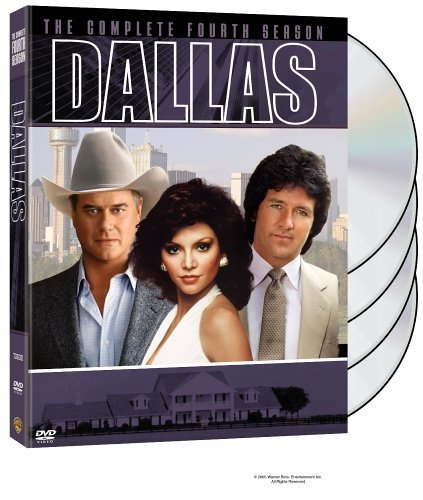 Dallas Season 4 DVD Nr