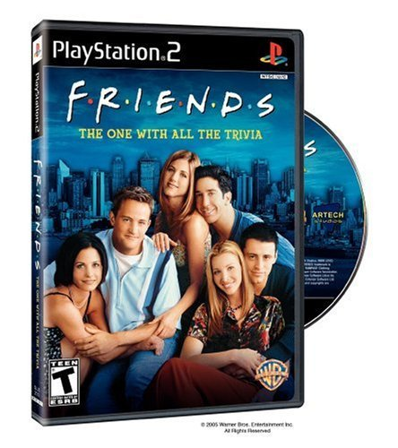 Ps2 Friends One With All The Trivia