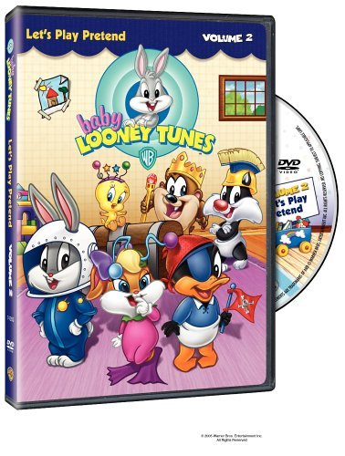 Baby Looney Tunes Vol. 2 Lets Baby Looney Tunes Nr